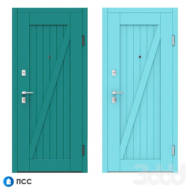 OM Входная дверь LOFT (Loft-137) - ПСС