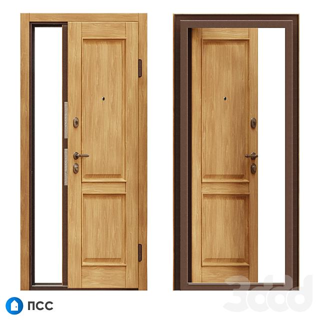 OM Входная дверь ЭКО (ЭКО-73) - ПСС