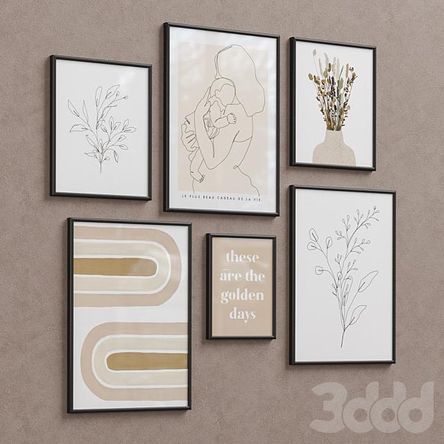 Wall Art Set-22