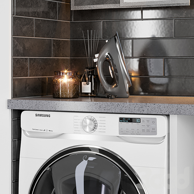 Laundry set 04